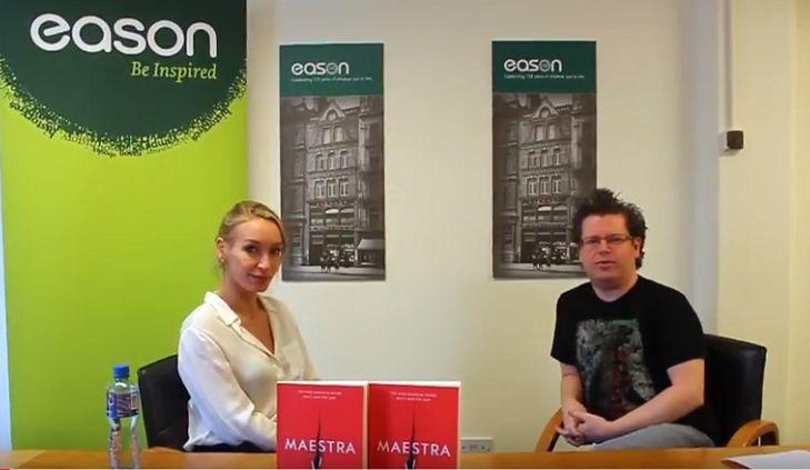 Eason Interviews LS Hilton