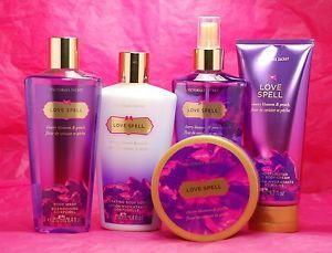 victoria secret LOVE SPELL.. My everyday scent.