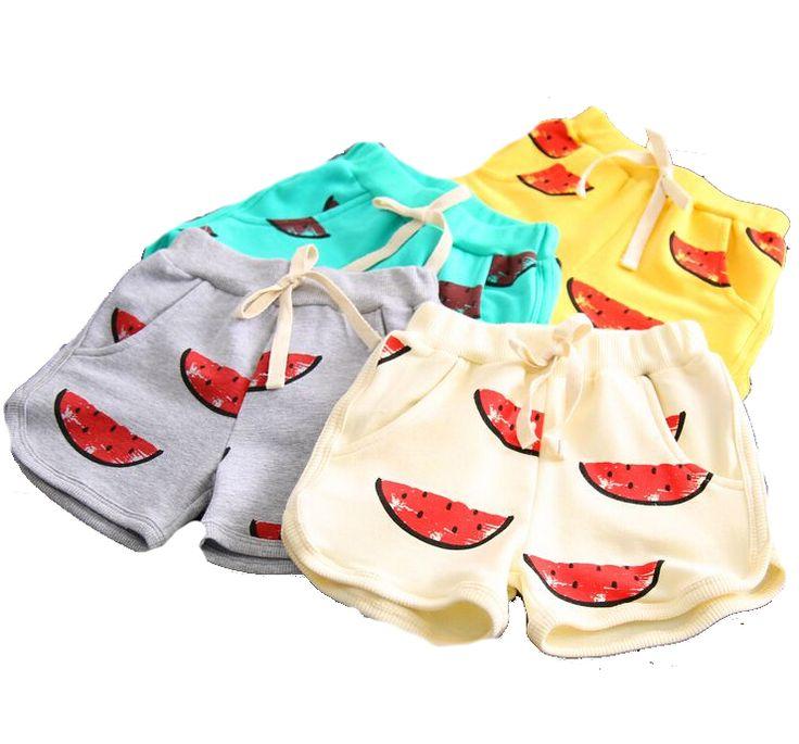 Купить товар Дети мальчики шорты бобо выбирает 2015 летний стиль дети арбуз пляжные шорты для девочек в категории Шорты на AliExpress. Начать Детские брюки осенью 2015 мальчиков шаровары Брюки полная ленг... Цена: