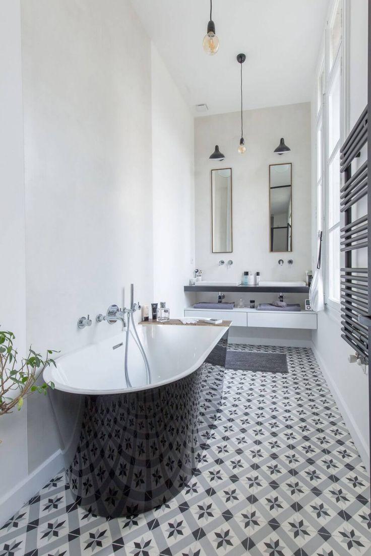 Apartment Renovation by Brengues le Pavec Architectes