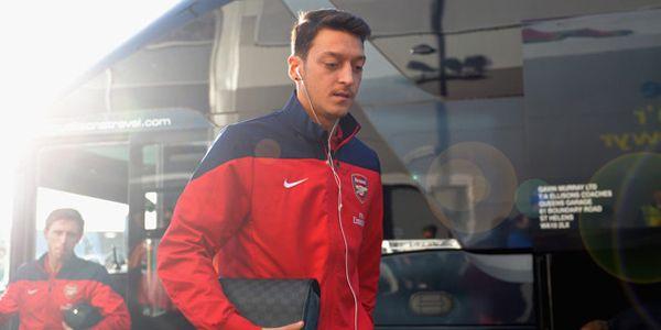 Ozil Menikmati Jadwal Padat Arsenal Di Awal Tahun - http://www.sundul.com/berita-bola/liga-inggris/2014/01/ozil-menikmati-jadwal-padat-arsenal-di-awal-tahun/