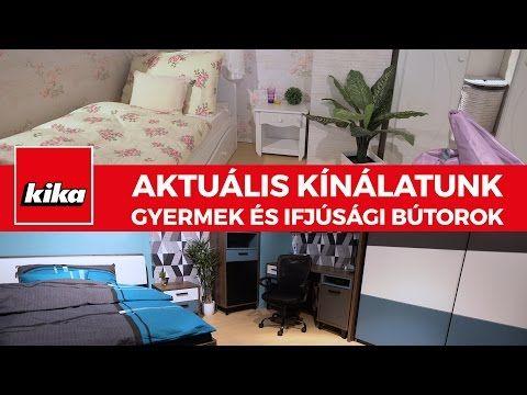 Aktuális termékkínálatunk - Gyermek és Ifjúsági bútorok | Kika Magyarország - YouTube