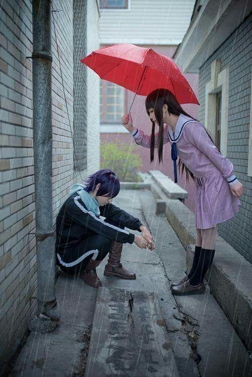 Imagen de anime, cosplay, and hiyori