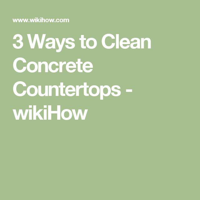 Best 25+ Clean concrete ideas on Pinterest | Painting ...