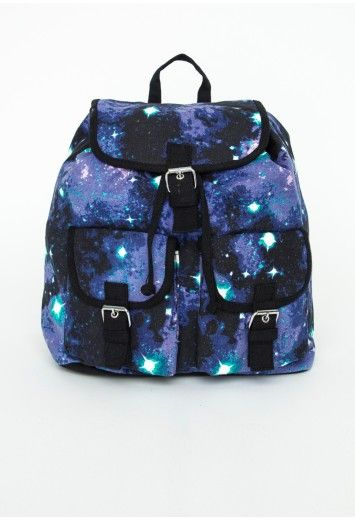 Danea Galaxy Backpack - Accessories - Bags And Purses - Missguided