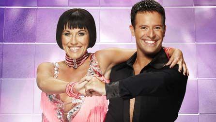 Strictly Come Dancing 2008: Jessie Wallace & Darren Bennett