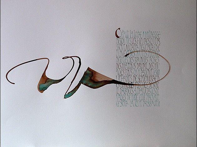 6702 Migliori Immagini Calligraphy Hatt Typography Su Pinterest