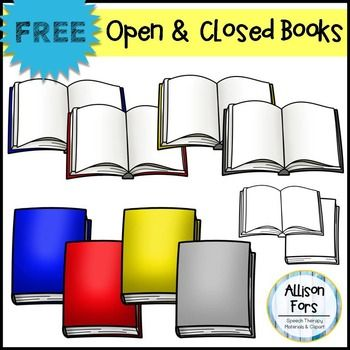 Open & Closed Books Clipart:This free set includes 10 images. Blacklines included. All images are in PNG formats and 300 dpi. I hope you enjoy these versatile books!CLICK HERE TO VIEW ALL MY CLIP ARTTerms of Use: - You may use for personal and commercial use. - One license per user, you may not distribute. - You may not sell as is or modified. - All images must be incorporated in an original resource in order to sell. - Images must be secured in a PDF format or flattened so they cannot be...