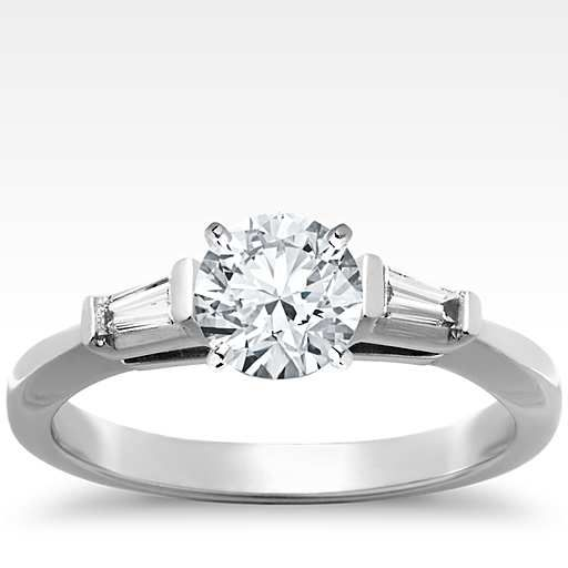 build your own ring setting search blue nile - Build Your Own Wedding Ring