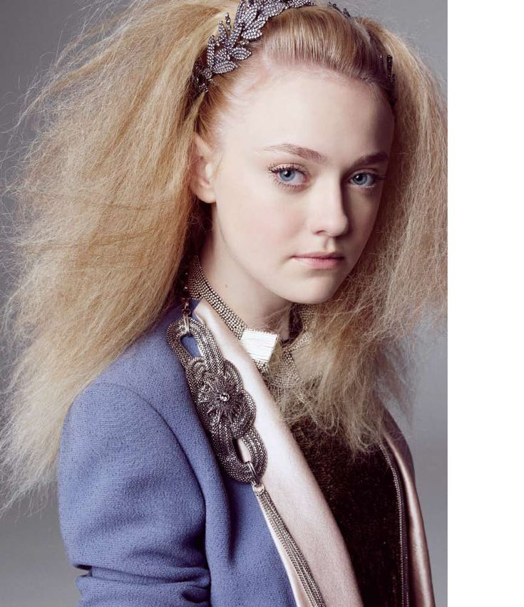 DAKOTA FANNING MARIE CLAIRE PHOTOS | Dakota Fanning - Marie Claire - Dakota Fanning Photo (13659680 ...