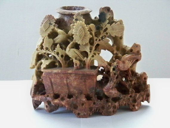 80 best Carved Chinese Soapstone. images on Pinterest ...