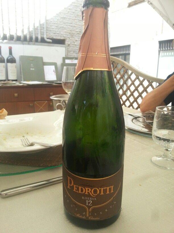 Pedrotti riserva secchissimo