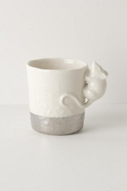 Creature Comfort Mug #anthropologie  I love it - miceyyyyyyyyyyy!!