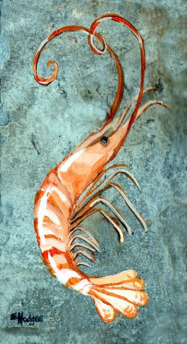 .one shrimp