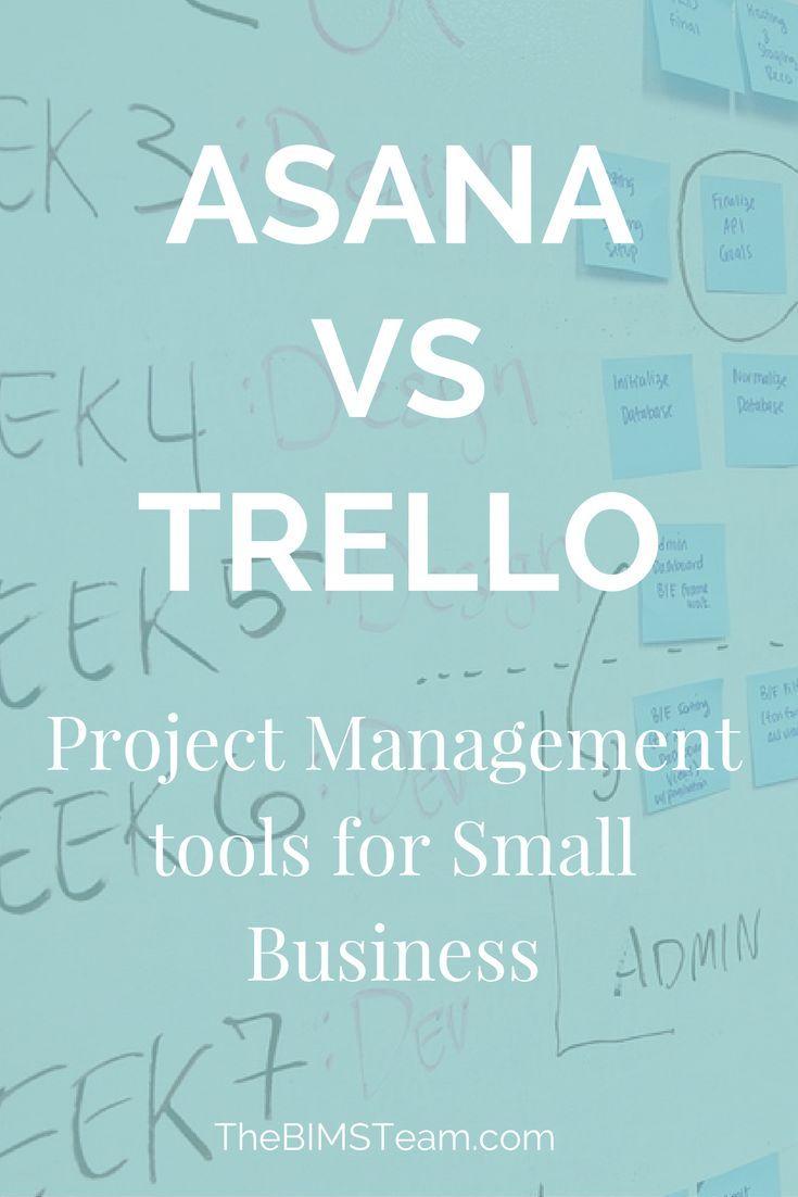 Asana vs  Trello: Project Management Application Comparison
