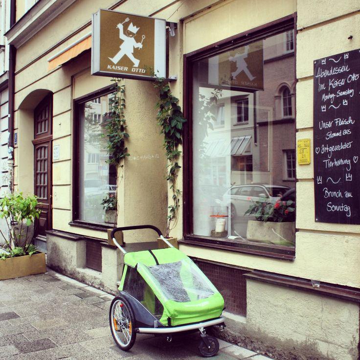Kindercafés in München