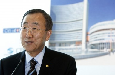 International Day of Happiness aims to inspire 100m people - UN secretary-general Ban Ki-moon, who hopes that the International Day of Happiness will help move towards using happiness as a new indicator of global development