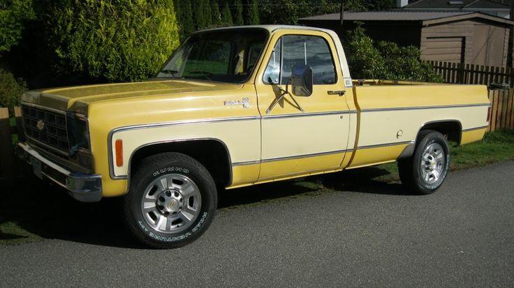 Chevy Silverado Stock Rims >> Stock 1978 Chevy c20   Chevy, Chevy trucks, Gmc truck