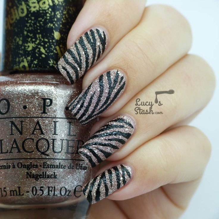 The 47 best Animal Themed Nails images on Pinterest | Animais ...