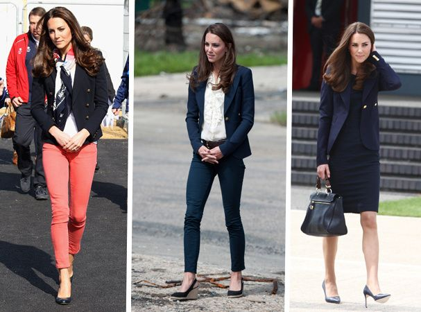 Kate Middelton shops at Zara frequently so of course I love everything she wears.