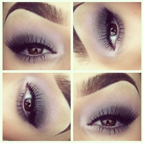 Eye Makeup, Makeup Ideas, Eyeshadows, Eyemakeup, Wedding Makeup, Smokey Eye, Asian Makeup, Prom Makeup, Purple Eye