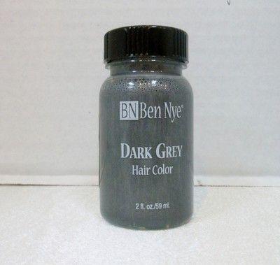 Ben Nye Dark Grey Hair Color Ben Nye Liquid Hair Co...