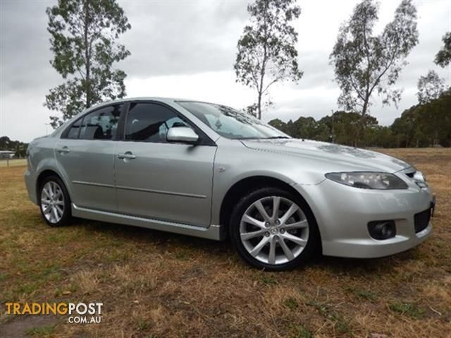 mazda 6 2005 gray. 2005 mazda 6 luxury sports gg series 2 hatchback for sale in dandenong vic mazda gray