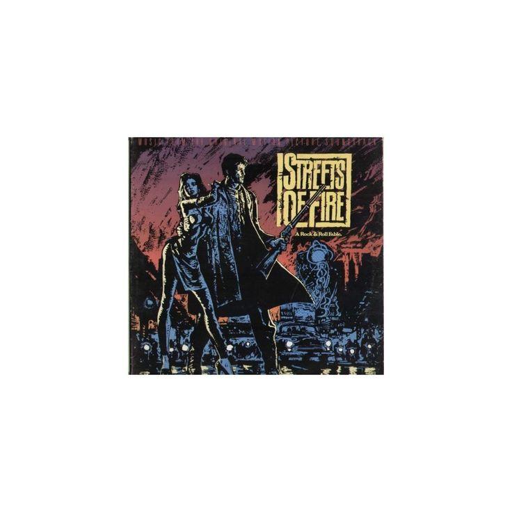 Streets of Fire & O.S.T. - Streets of Fire / O.S.T. (CD)