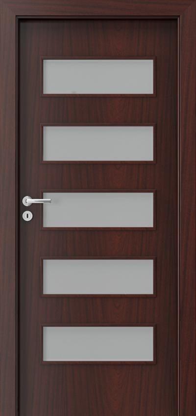 Porta FIT G5 Mahoń