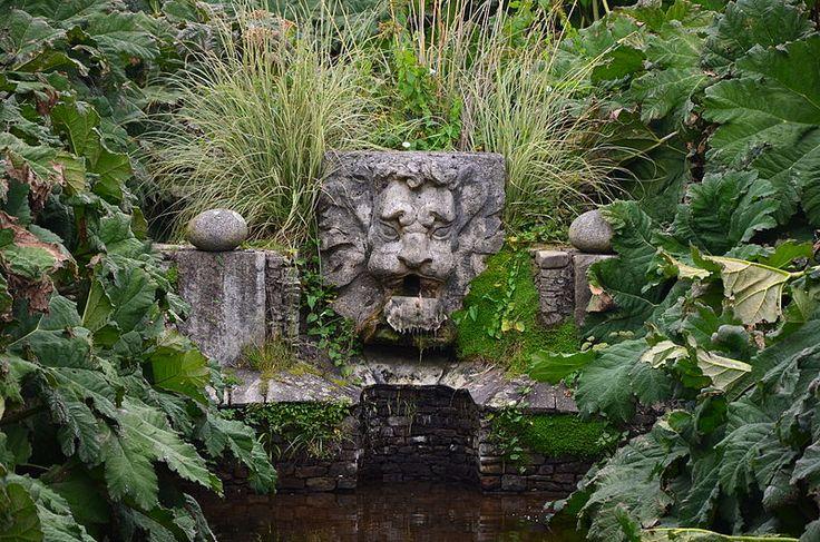 Jardin Botanique Du Chateau De Vauville Manche Basse Normandie