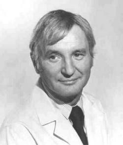 """Bobby Troup-(10/18/1918-02/07/1999)actor,songwriter. He wrote the popular tune""""Route 66"""". Played Dr Joe Early on the 70's tv series """"Emergency!"""" Died of a heart attack."""