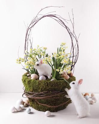 Ideas deco para éstas Pascuas | Decorar tu casa es facilisimo.com