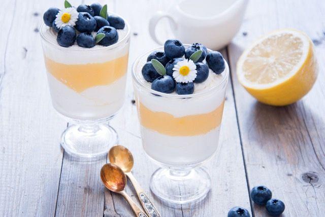 【レシピ・材料3つ】イギリス生まれの爽やかレモンクリーム