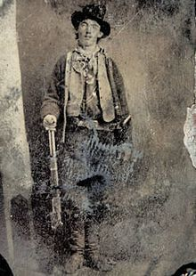 Billy the Kid - 1880
