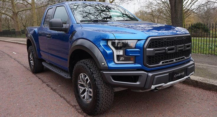 2017 Ford F-150 Raptor Costs As Much As 911 Carrera In The UK