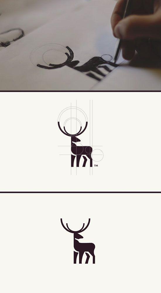 Inspiration graphique #6 : 25 logos avec une grill…