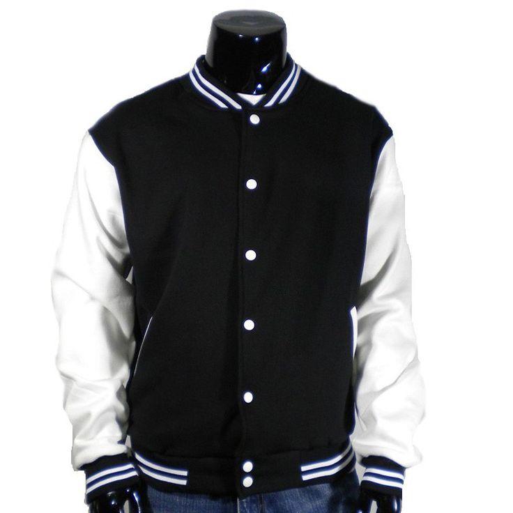 Adidas college jacke schwarz herren