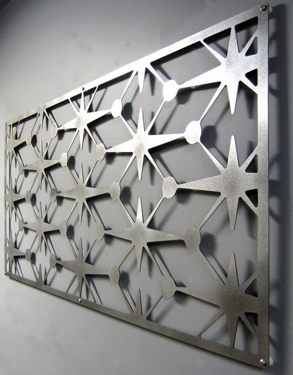 MOD Vegas Stars No 1 Floating Wall Art 46 X 23 Available In 25 Colors Part 40