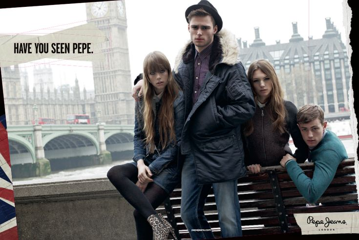 ¿Have you seen Pepe? Pepe Jeans llegó a Argentina