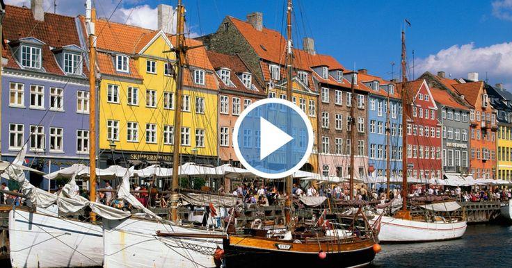 Mesebeli Koppenhága - 2 perc a dán fővárosban