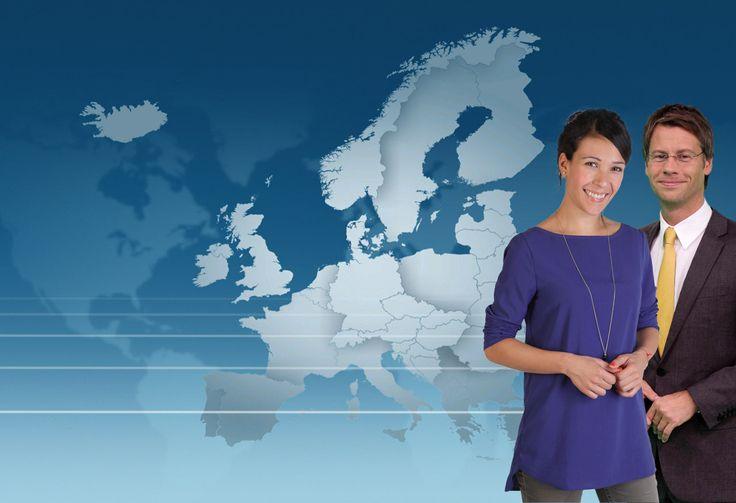 ZDF - heute in Europa
