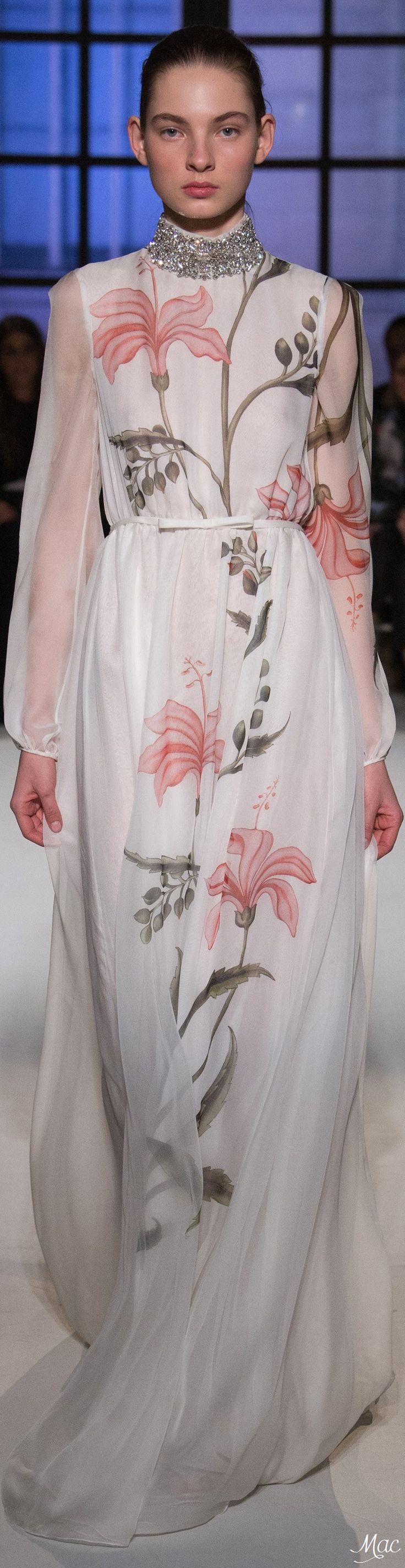 Spring 2017 Haute Couture Giambattista Valli