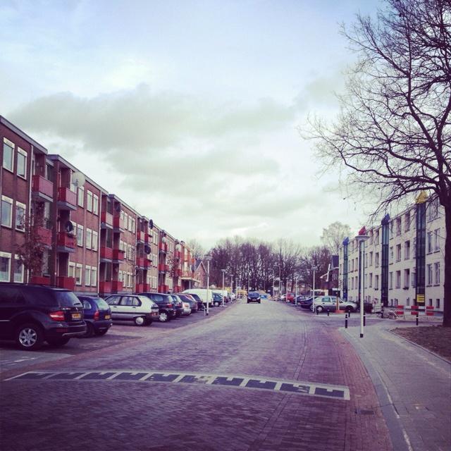 Burgemeester Wallerstraat, Zuid Berghuizen