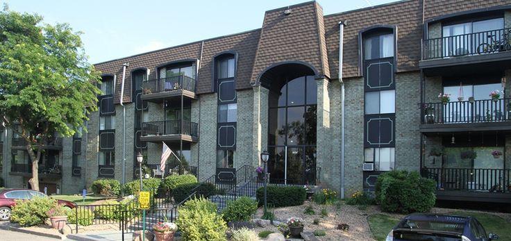 Apts St Paul Country Club Manor