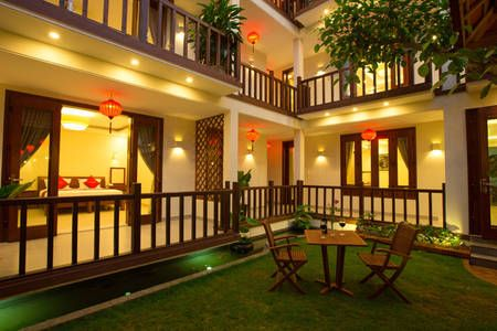 Check out this awesome listing on Airbnb: Village Moon Double Room in Hoi An Ancient Town