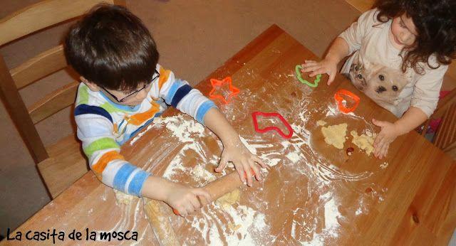 cocinar con niños: beneficios