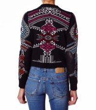 Odd Molly 809 Good Good Knit Jacket in Multi