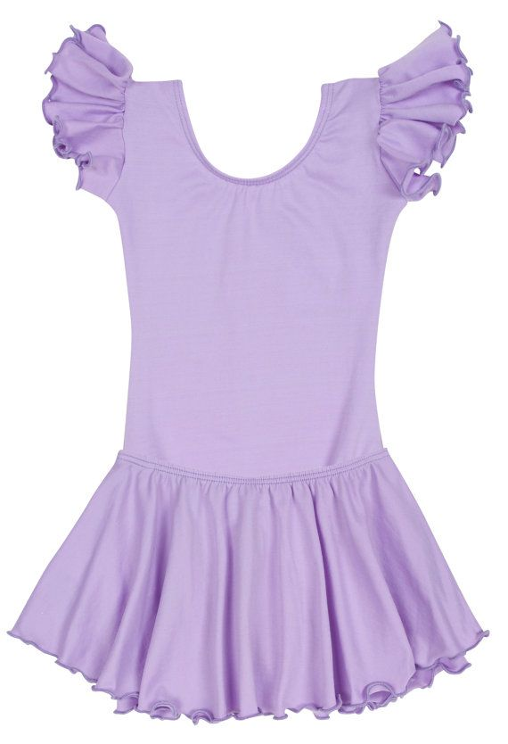 LILAC/ PURPLE Leotard for Toddler & Girls by TheLeotardBoutique