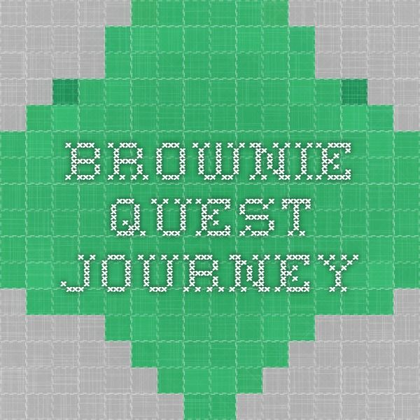 Brownie Quest Journey ~ Ideas & outline
