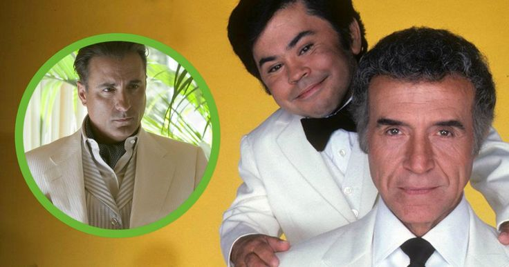 Andy Garcia Is Ricardo Montalban in My Dinner with Herve -- Andy Garc&#237a is playing Fantasy Island star Ricardo Montalban in the HBO biopic My Dinner with Herve, which stars Peter Dinklage as Herve . -- http://movieweb.com/my-dinner-with-herve-andy-garcia-ricardo-montalban/